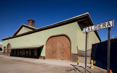 Centro cultural ex-estación