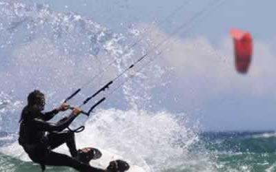 Kitesurf en Bahía Inglesa
