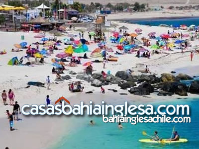 Arriendo diario de casas en Bahía Inglesa y Caldera