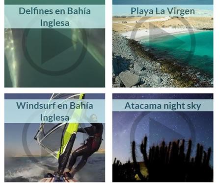 Videos de Bahía Inglesa
