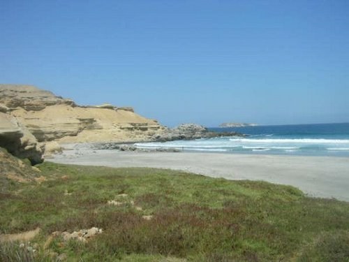 Playa Chorrilos